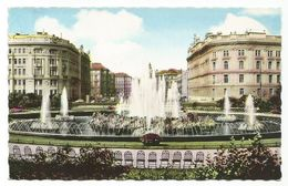 XW 3550 Wien - Hochstrahlbrunnen / Non Viaggiata - Vienna Center
