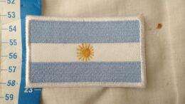 Argentine Army Armee Flag Drapeau Patch Ecusson #15 - Ecussons Tissu