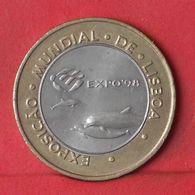 PORTUGAL 200 ESCUDOS 1997 -    KM# 694 - (Nº36988) - Portugal