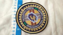 Argentine Police Transportation  Bureau Patch Ecusson #15 - Ecussons Tissu
