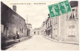 78 - B21861CPA - LES ESSARTS LE ROI - Route  D' Aufargis - Bon état - YVELINES - Les Essarts Le Roi