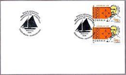 100 Años Descubrimiento PASAJE DEL NOROESTE - ROALD AMUNDSEN. Turda 2005 - Polar Exploradores Y Celebridades