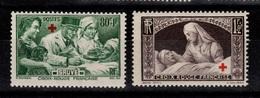 YV 459 / 460 N** Croix Rouge Cote 28 Euros - Nuovi
