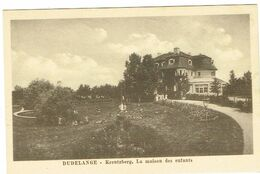 DUDELANGE -Kreutzberg.La Maison Des Enfants. - Dudelange