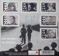 2509 - 2012 - LES ACTEURS DE CINEMA - N°F4690 BLOC NEUF** - Nuevos