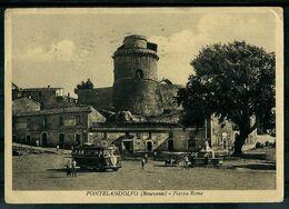 PONTELANDOLFO ( Benevento) - Piazza Roma - Benevento