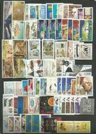 88 Stamps DIFFERENT - MNH - Europa-CEPT - Art - Famous People - 1994 - Europa-CEPT