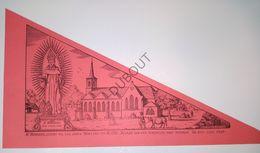Bedevaartvaantje SLUIS/Mol Sint-Bernarduskerk - Bern. Janssens 1936  (A35) - Religion & Esotericism