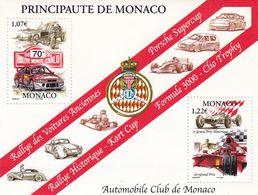 Monaco Hb 86 - Blocchi