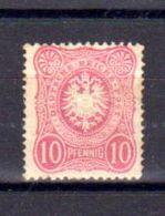 Reich 1879, Aigle, 38**, Cote 40 €, - Germany