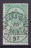 N° 56 Défauts  : AMBULANT VERVIERS OSTENDE - 1893-1907 Armarios