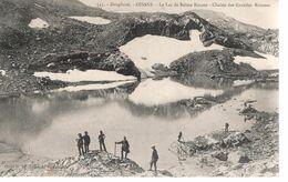 CPA 38 - OISANS - Le Lac De Balme Rousse - Chaine Des Grandes Rousses - Andere Gemeenten