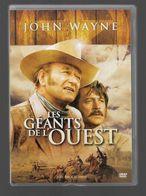 DVD Les Géants De L'ouest - Western / Cowboy