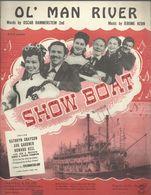 """Ol'Man River"" Show Boat - Music By Jerome Kern - Musica & Strumenti"