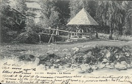 Suisse - MORGINS - La Source - VS Valais