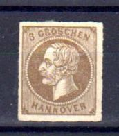 Hanovre 1864, Georges V, N° 26 *, Cote 65 € - Hanover