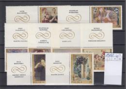 Polen Michel Cat.No. Mnh/** 1941/1948 - Unused Stamps