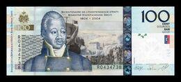 Haiti 100 Gourdes 2010 Pick 275d SC UNC - Haiti