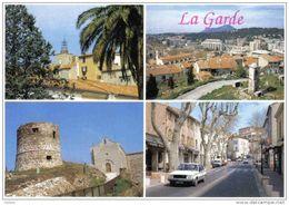Carte Postale 83. La Garde Renault 18 Trés Beau Plan - La Garde Freinet