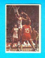 VLADIMIR TKACHENKO & K. COSIC & Z. JERKOV - Yugoslav Basketball Card 1987.* PBC CSKA Moscow Russia USSR Pallacanestro - Singles