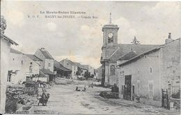 1924 - MAGNY-les-JUSSEY : Grande Rue - Frankreich