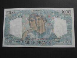 1000 Francs - Mille  Francs Minerve Et Hercule  15-7-1948   **** EN ACHAT IMMEDIAT **** - 1871-1952 Antichi Franchi Circolanti Nel XX Secolo
