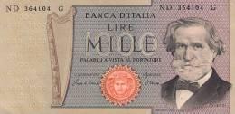 ITALY P. 101h 1000 L 1981 UNC - [ 2] 1946-… Republik