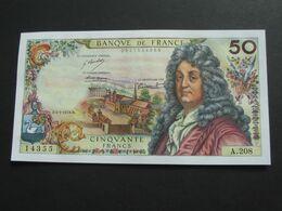 50 Francs - Cinquante Francs RACINE  4-1-1973   **** EN ACHAT IMMEDIAT **** - 1962-1997 ''Francs''
