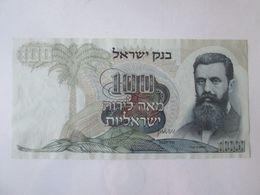 Israel 100 Lirot/Lira/Pound 1968 AUNC - Israel