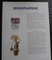 2390 'Lucky Luke' - Luxe Kunstblad - Oplage: 500 Ex. - Cartes Souvenir