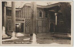 Turquie :  CONSTANTINOPLE  :  Mosquée   Cour  Eyoub - Turkey