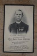 Wo1 1914 1918 Doodsprentje Almoezenier  Foto Spiloes +1916 - Religion & Esotérisme
