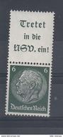 Reich Michel Kat.Nr. ZD Postfr/** S191 - Zusammendrucke