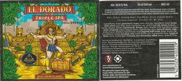 Etiket    Enima    Gebruikt - Beer