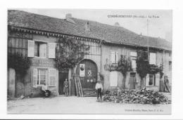 57  CONDE -NORTHEN  POSTE  CAFE   FRANÇAIS   ÉCRITE   BON ETAT 2 SCANS - France