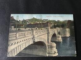 TORINO Ponte Umberto I - 1912 - Bridges