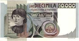ITALY P. 106b 10000 L 1980 UNC - [ 2] 1946-… Republik