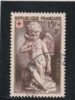 FRANCE N° 877 - Oblitéré Avec Cachet Rond Choisi - REF MS - Used Stamps