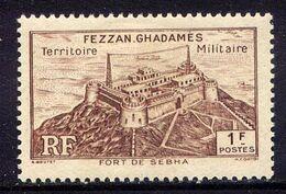 FEZZAN - 30** - FORT DE SEBBA - Fezzan (1943-1951)