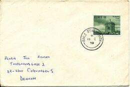 Ireland Cover Sent To Denmark Baile Atha Cliath 19-1-1979 With EUROPA CEPT 1978 Stamp - 1949-... Republic Of Ireland
