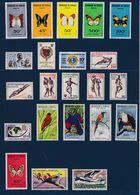 SENEGAL - 1960 à 1980 - 172 Timbres Neuf** - TTB Etat - Superbe Lot Avec Très Belle Cote - Collections (without Album)