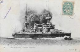 Le Saint-Louis Cuirassé à Tourelles - Warships