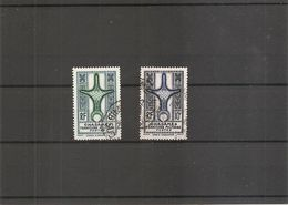 Ghadamès ( 2 Et 4 Oblitérés) - Oblitérés