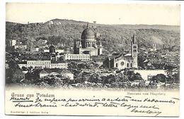 ALLEMAGNE - Gruss Aus POTSDAM - Germania