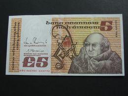 5 Five Pound  1992 - IRLANDE - The Central Bank Of Ireland   **** EN  ACHAT IMMEDIAT  **** - Irlanda