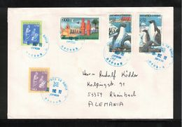Chile 1993 Interesting Letter - Cile