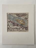 Nederland-Grondtekening Zutphen In 1584/1646 - Carte Topografiche