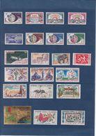 CAMEROUN - 1960 à 1980 - 161 Timbres Neuf** - TTB Etat - Superbe Lot Avec Très Belle Cote - Collections (without Album)