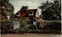Doddinghurst  Post Office - Inglaterra