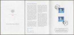 "Bund: Minister Card Ministerkarte Typ VII, Mi-Nr. 3520: "" 250. Geburtstag Ludwig Van Beethoven ""  X - Storia Postale"